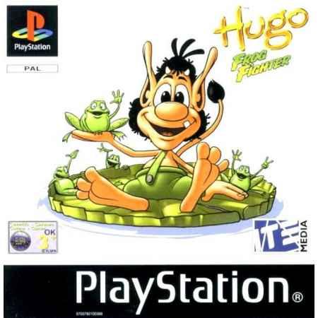 Hugo : Frog Fighter - PS1 [Versione Italiana]