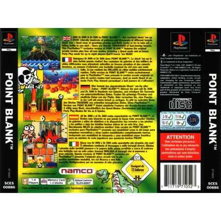 Point Blank – PS1 [Versione Italiana]