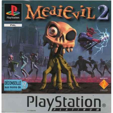 Medievil 2 (Platinum) - PS1 [Versione Italiana]
