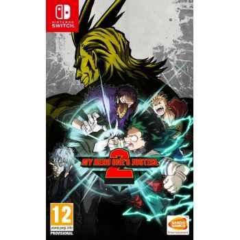 My Hero One's Justice 2 - Nintendo Switch [Versione Italiana]