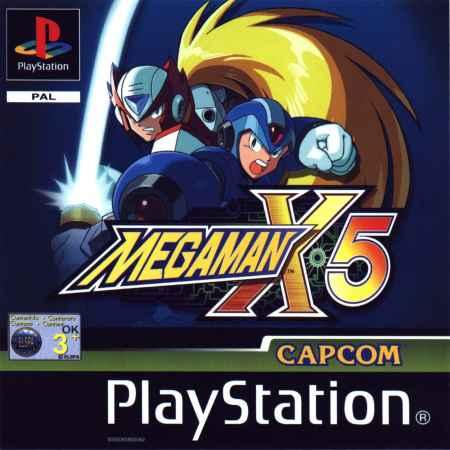 Megaman X5 - PS1 [Versione Italiana]