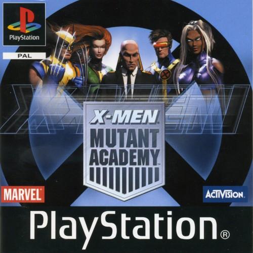 X Men Mutant Academy - PS1 [Versione Italiana]