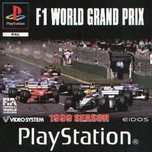 F1 World Grand Prix – PS1 [Versione Italiana]