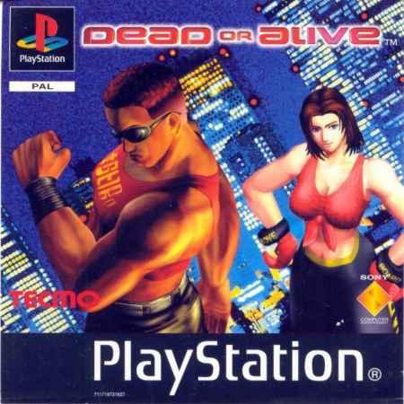 Dead Or Alive - PS1 [Versione Italiana]