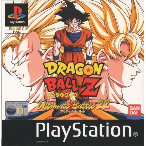 Dragon Ball Z: Ultimate Battle 22 - PS1 [Versione Italiana]