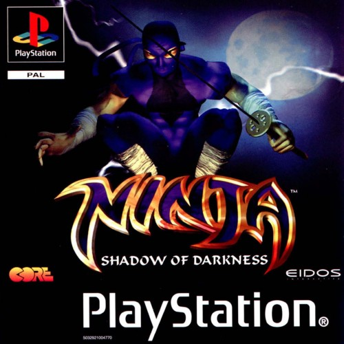 Ninja: Shadow Of Darkness - PS1 [Versione Italiana]