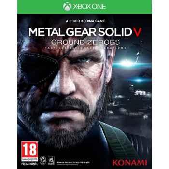 Metal Gear Solid V: Ground Zeroes - Xbox One [Versione EU Multilingue]
