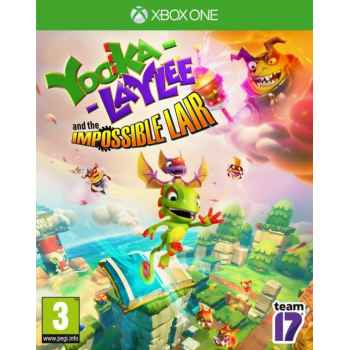Yooka - Laylee And The Impossible Lair - Xbox One [Versione Italiana]
