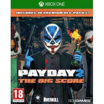 PayDay 2: The Big Score - Xbox One [Versione Italiana]
