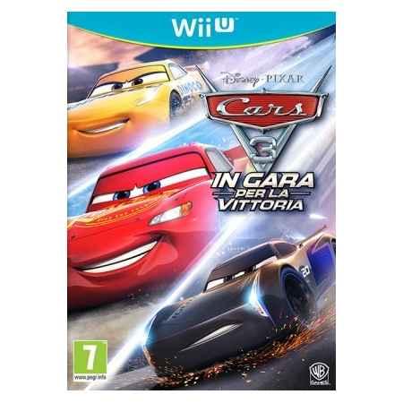 Cars 3 - WiiU - [Versione Italiana]