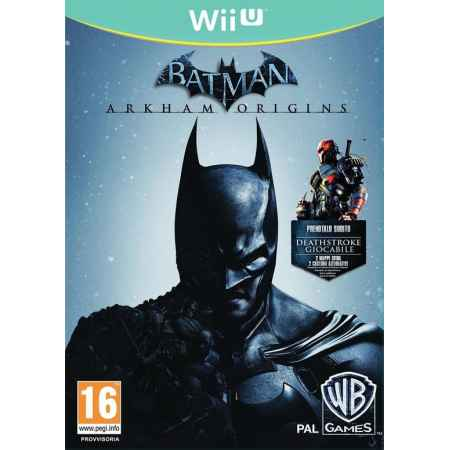 Batman Arkham Origins  - WiiU - [Versione Italiana]