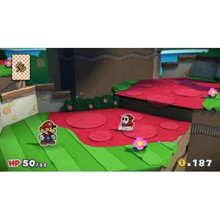 Paper Mario: Color Splash - WiiU - [Versione Italiana]
