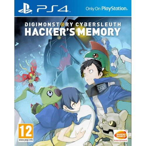 Digimon Story: Cyber Sleuth - Hacker's Memory - PS4 [Versione EU]