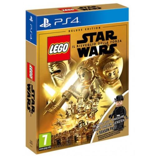 LEGO Star Wars: Il Risveglio della Forza - Deluxe Edition + Lego Minifigure + Season Pass [Versione Italiana]