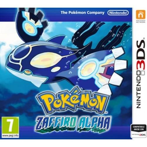 Pokémon Zaffiro Alpha - Nintendo 3DS [Versione Italiana]