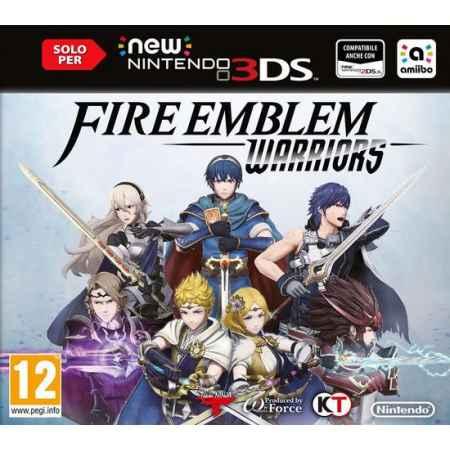 Fire Emblem Warriors - Nintendo 3DS [Versione Italiana]