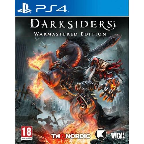 Darksiders: Warmastered Edition - PS4 [Versione EU Multilingue]