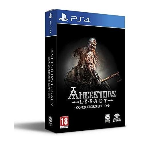 Ancestors Legacy - Conqueror's Edition - PS4 [Versione Italiana]