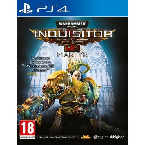 Warhammer 40.000: Inquisitor - Martyr - PS4 [Versione Italiana]