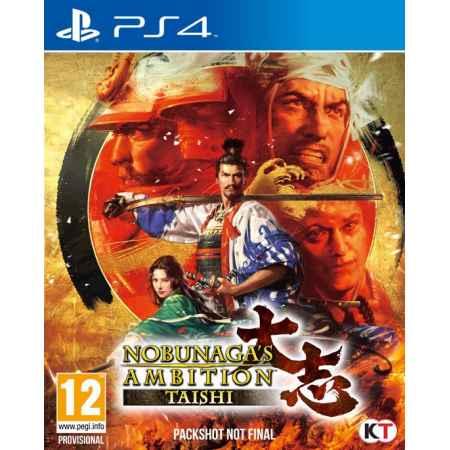 Nobunaga's Ambition: Taishi - PS4 [Versione Italiana]