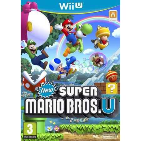 New Super Mario Bros U - WiiU - [Versione Italiana]
