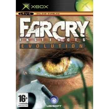 Far Cry Instincts: Evolution - XBOX [Versione Italiana]