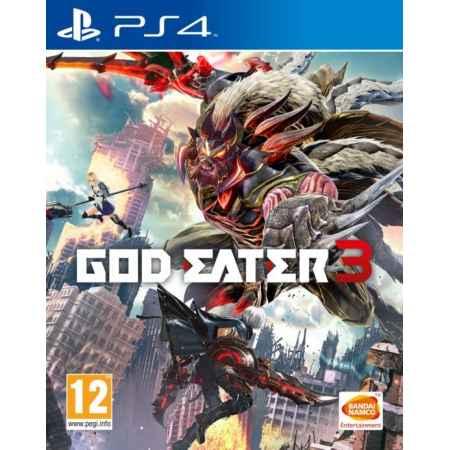 God Eater 3 - PS4 [Versione Italiana]