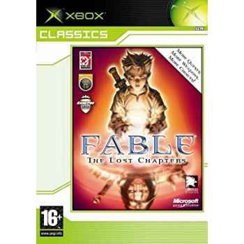 Fable The Lost Chapters- XBOX [Versione Italiana]
