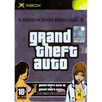 Grand Theft Auto Collection - XBOX [Versione Italiana] [Cofanetto]