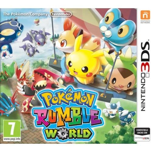 Pokémon Rumble World -Nintendo 3DS [Versione Italiana]