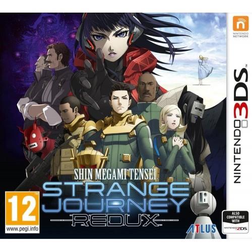 Shin Megami Tensei Strange Journey Redux - Nintendo 3DS [Versione Italiana]