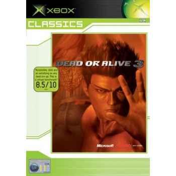 Dead Or Alive 3 - XBOX [Versione Italiana]