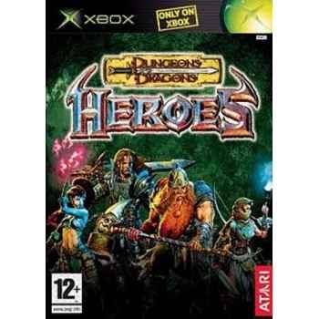 Dungeons & Dragons Heroes - XBOX [Versione Italiana]