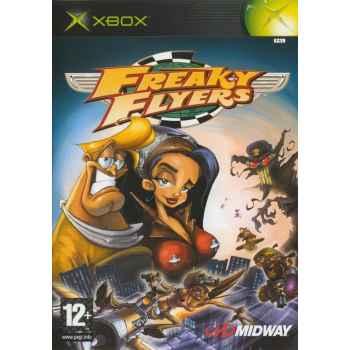 Freaky Flyyers- XBOX [Versione Italiana]