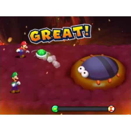 Mario & Luigi: Viaggio al centro di Bowser + Le avventure di Bowser Junior - Nintendo 3DS [Versione Italiana]