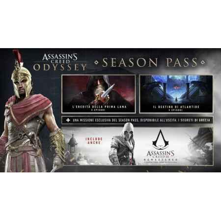 Assassin's Creed Odyssey - Omega Edition - PS4 [Versione Italiana]