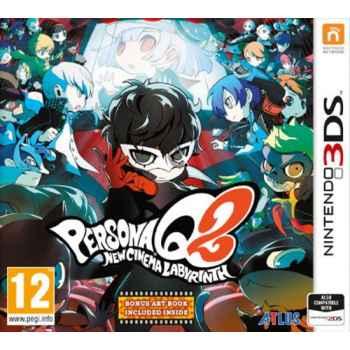Persona Q2 New Cinema Labyrinth - Nintendo 3DS [Versione Italiana]