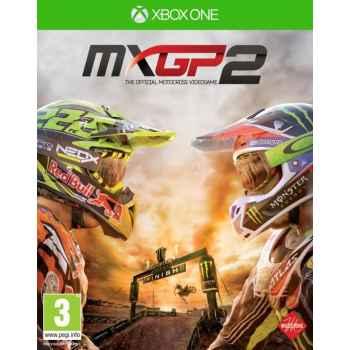 MXGP 2: The Official Motocross - Xbox One [Versione Italiana]