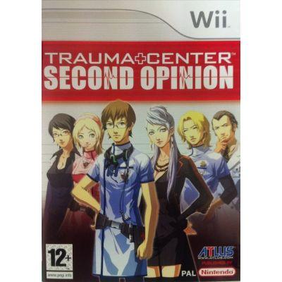 Trauma Center: Second Opinion - WII [Versione Inglese Multilingue]