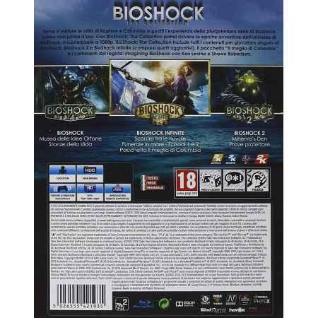 Bioshock: The Collection - PS4 [Versione Italiana]