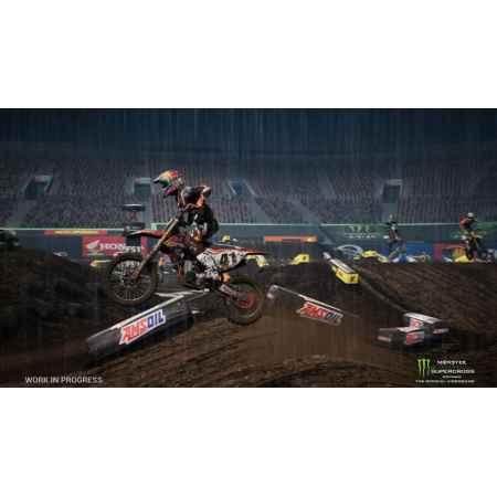 Monster Energy Supercross - Xbox One [Versione Italiana]