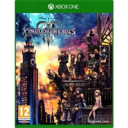Kingdom Hearts III (3) - Xbox One [Versione EU Multilingue]