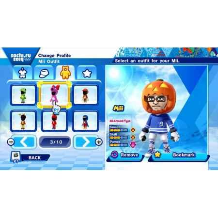 Mario & Sonic ai Giochi Olimpici Invernali 2014  - WiiU - [Versione Italiana]