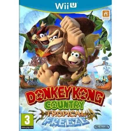 Donkey Kong Country: Tropical Freeze - WiiU- [Versione Italiana]