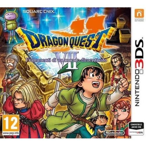 Dragon Quest VII: Frammenti di un Mondo Dimenticato -Nintendo 3DS [Versione Italiana]