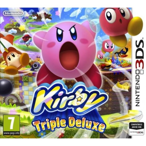 Kirby: Triple Deluxe - Nintendo 3DS [Versione Italiana]