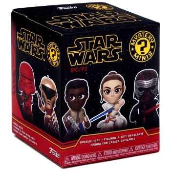 Funko Mystery Minis - Star Wars Figura da Collezione (5.08 x 5.08 x 7.62 cm)