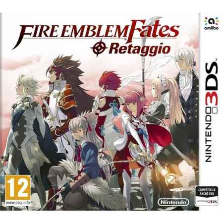 Fire Emblem Fates: Retaggio  - Nintendo 3DS [Versione Italiana]
