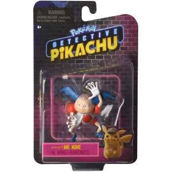 TOYS - Action Figure Pokemon Detective Pikachu - Mr. Mime (11.5 x 6 x 18 cm)