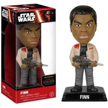 Star Wars - Finn Bobble Head Figure (8.89 x 8.89 x 17.78 cm)